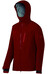 Mammut M's Alvier HS Hooded Jacket maroon